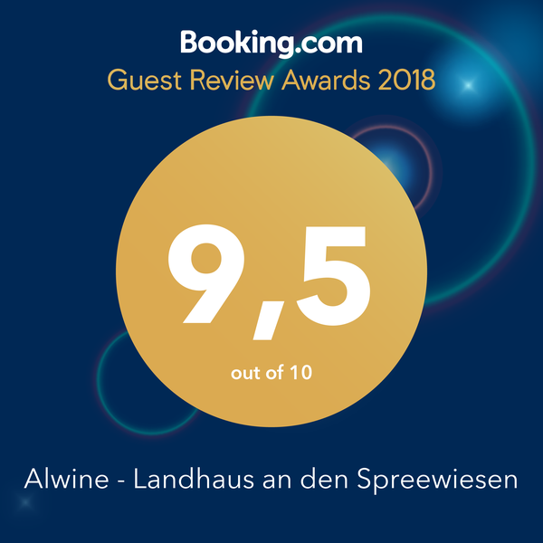 Guest Review Awards 2017 - Booking.com8